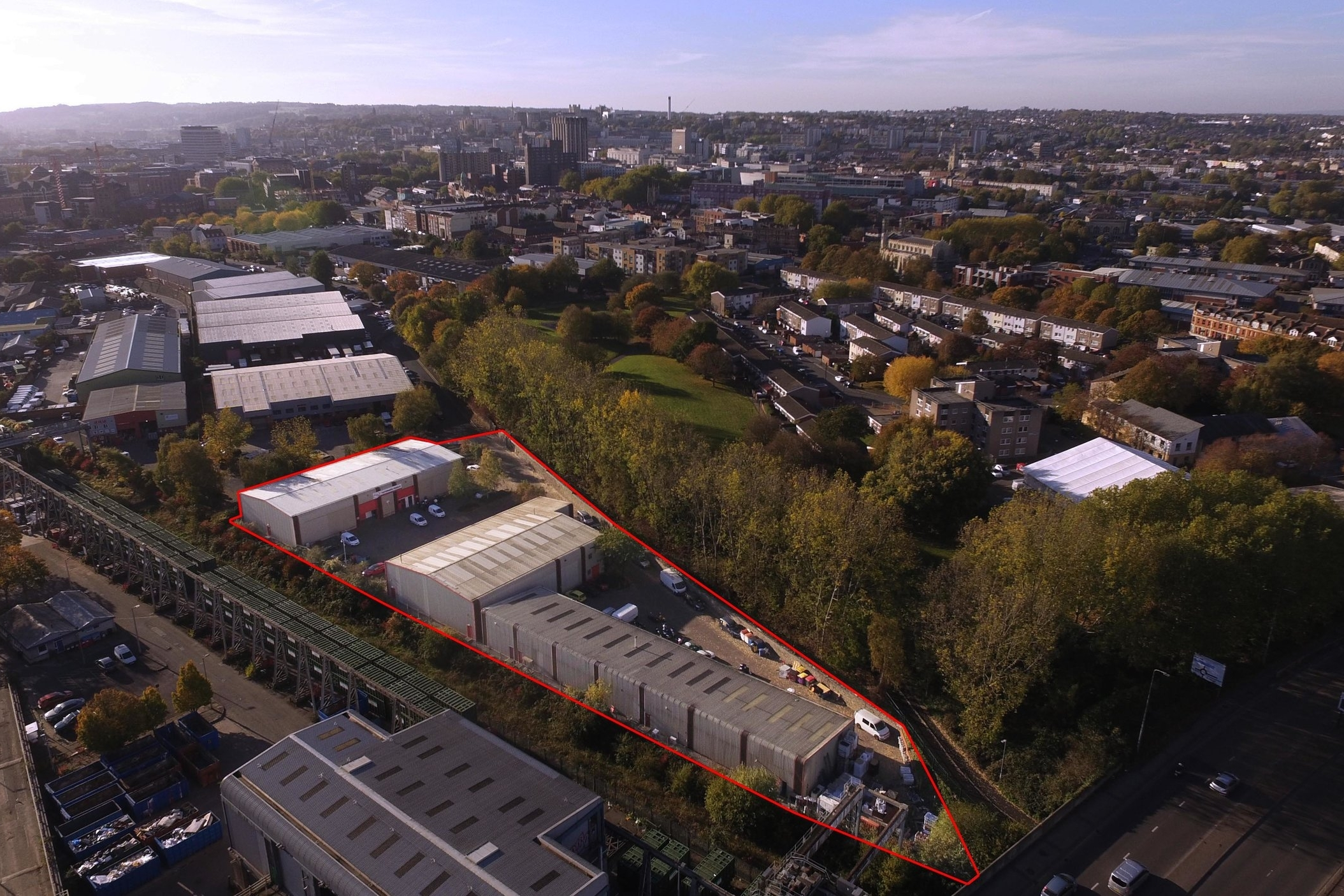 Wadehurst Industrial Estate, Bristol.