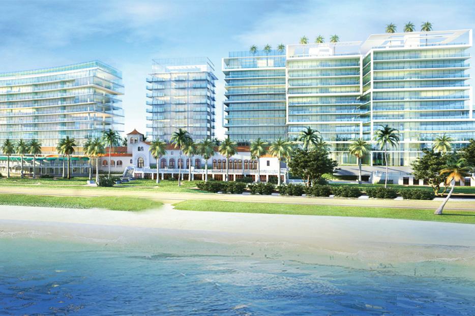 SURF CLUB AND FOUR SEASONS HOTEL Surfside, FL | Fort Capital Management Richard Meier | Kobi Karp