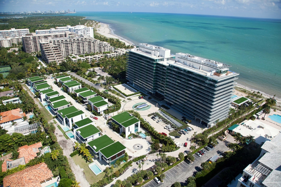 OCEANA KEY BISCAYNE - Miami, FL Consultatio Arquitectonica