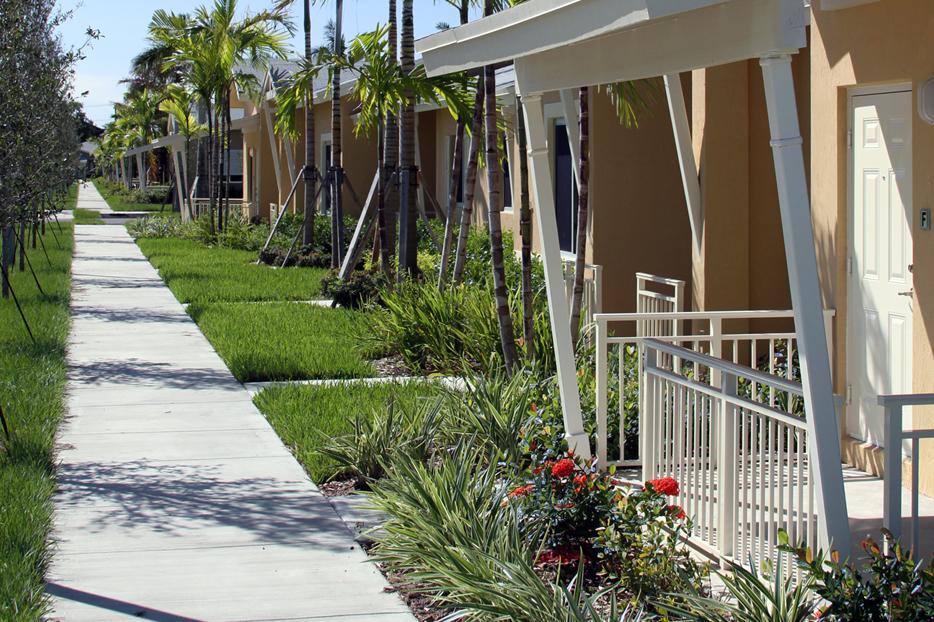 VERDE GARDENS - Homestead, FL Affordable Miami Homeless Trust/Carrfour Behar Font + Partners