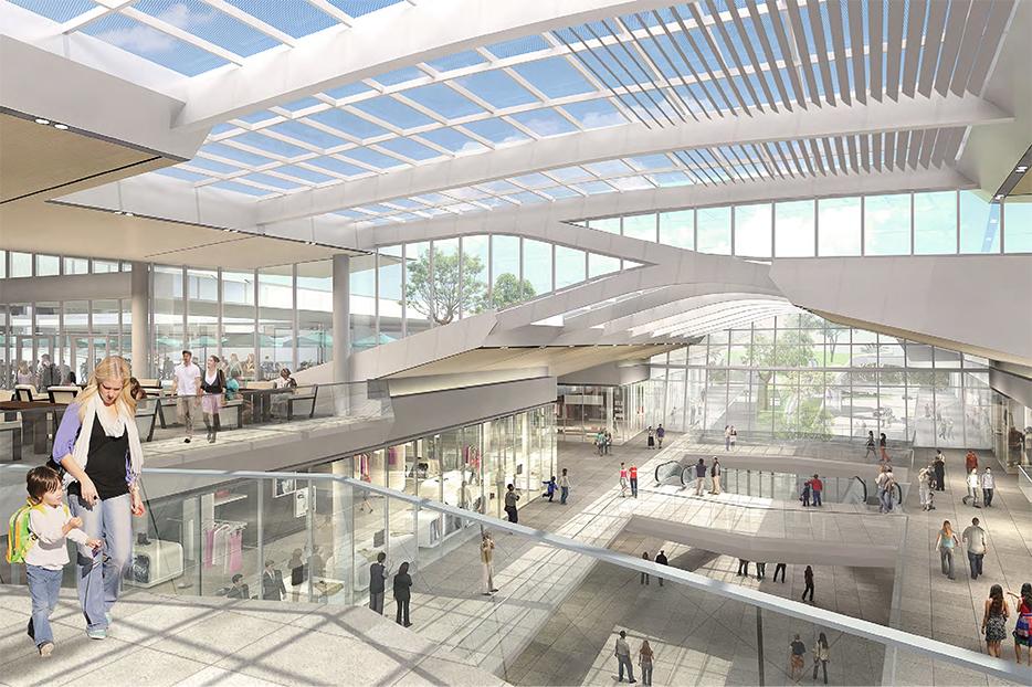 AVENTURA MALL EXPANSION -   Aventura, FL   Aventura Mall Expansion Venture Carlos Zapata Studio | JPRA Architects