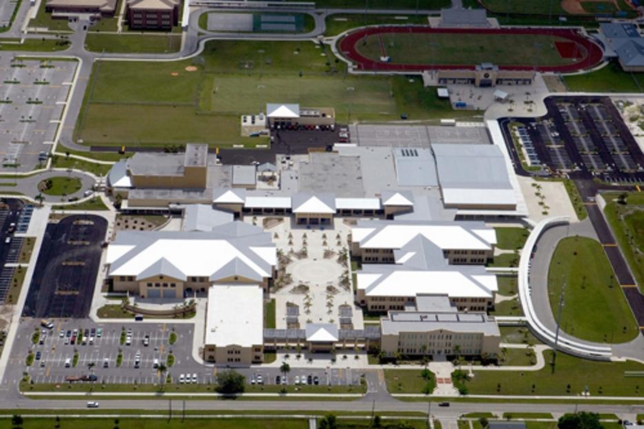 CHARLOTTE HIGH SCHOOL - Punta Gorda, FL Charlotte County Public Schools Harvard Jolly Architecture