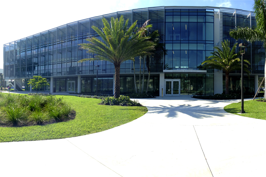 LYNN UNIVERSITY MOHAMMED INDIMI INTERNATIONAL BUSINESS CENTER Boca Raton, FL | Lynn University Gensler