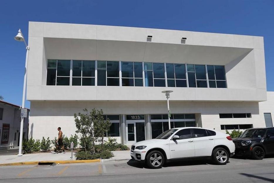 MIAMI BEACH PROP. MANAGEMENT FACILITY Miami Beach, FL | City of Miami Beach Wolfberg Alvarez & Partners