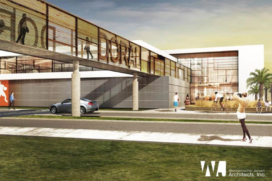 DORAL LEGACY PARK Comm. Cntr. - Doral, FL City of Doral Wannamacher Jensen Architects