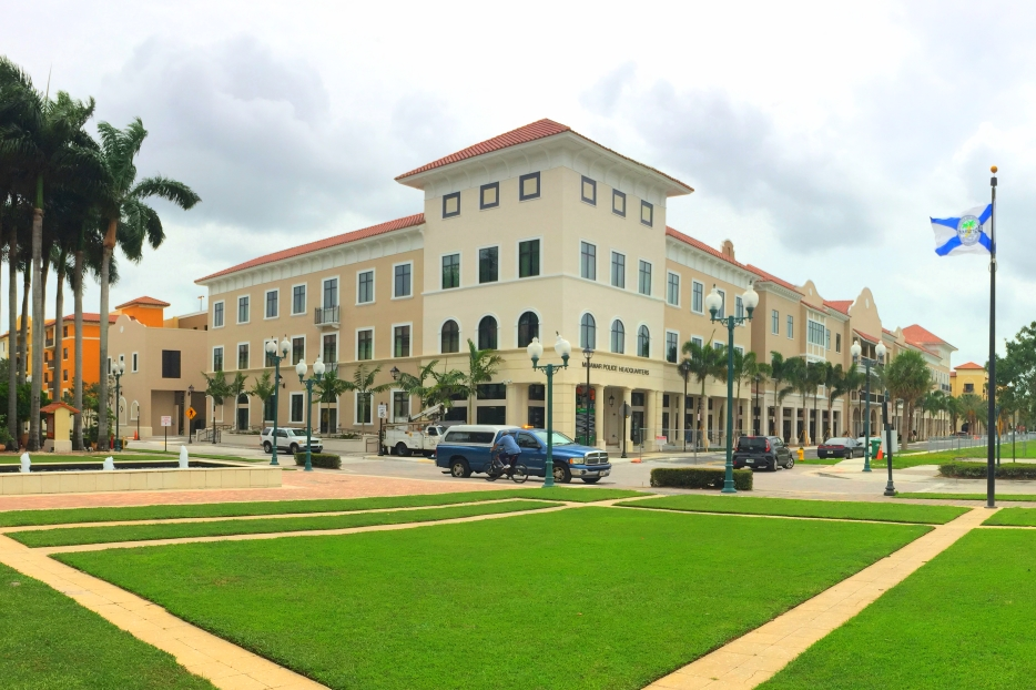 MIRAMAR POLICE HEADQUARTERS   Miramar, FL | City of Miramar Cartaya & Associates