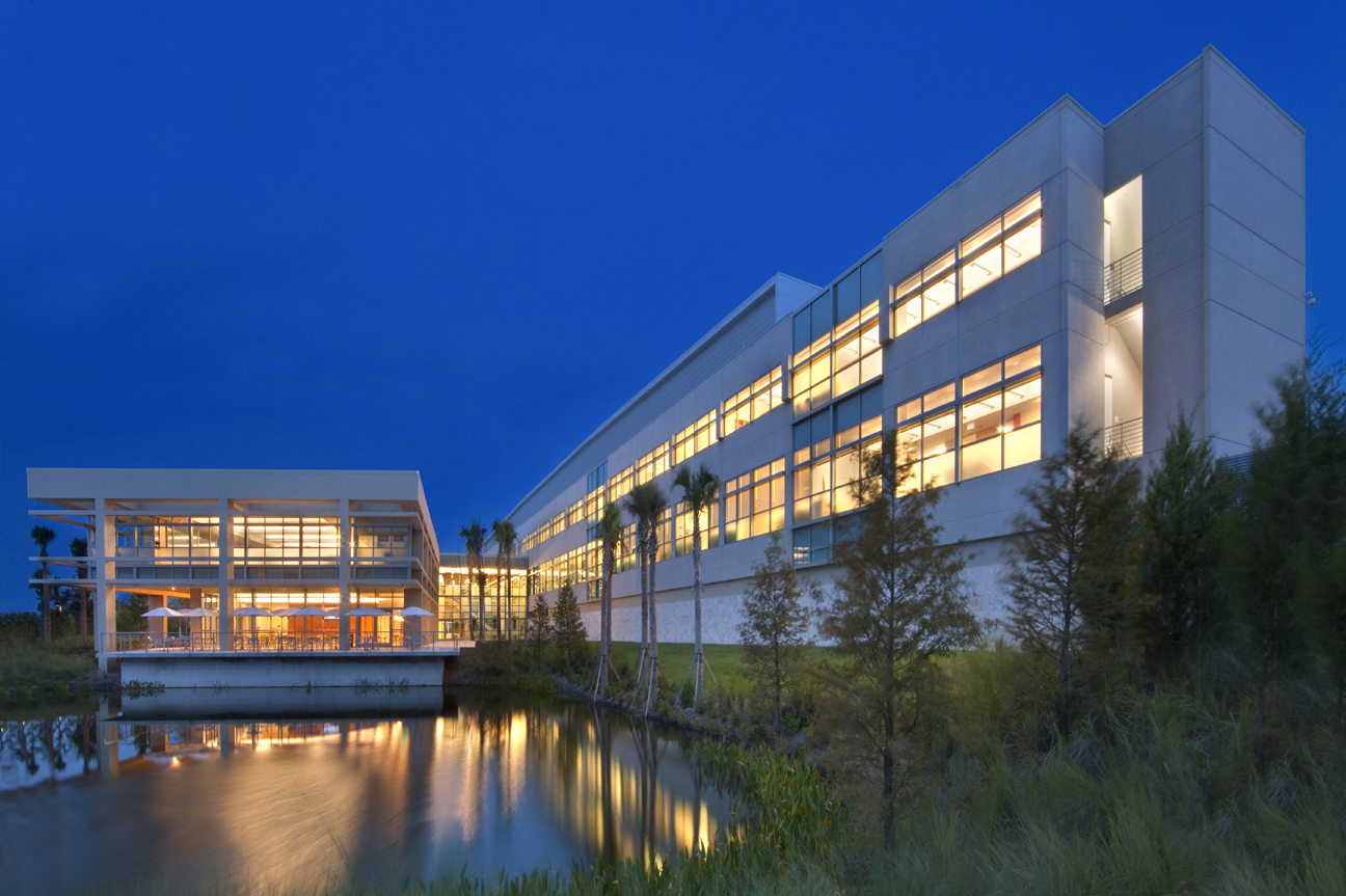 SANFORD BURNHAM INSTITUTE - Orlando, FL Sanford Burnham Institute Perkins + Will