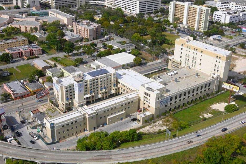 CAMILLUS HOUSE   - Miami, FL Camillus House   Wolfberg Alvarez & Partners