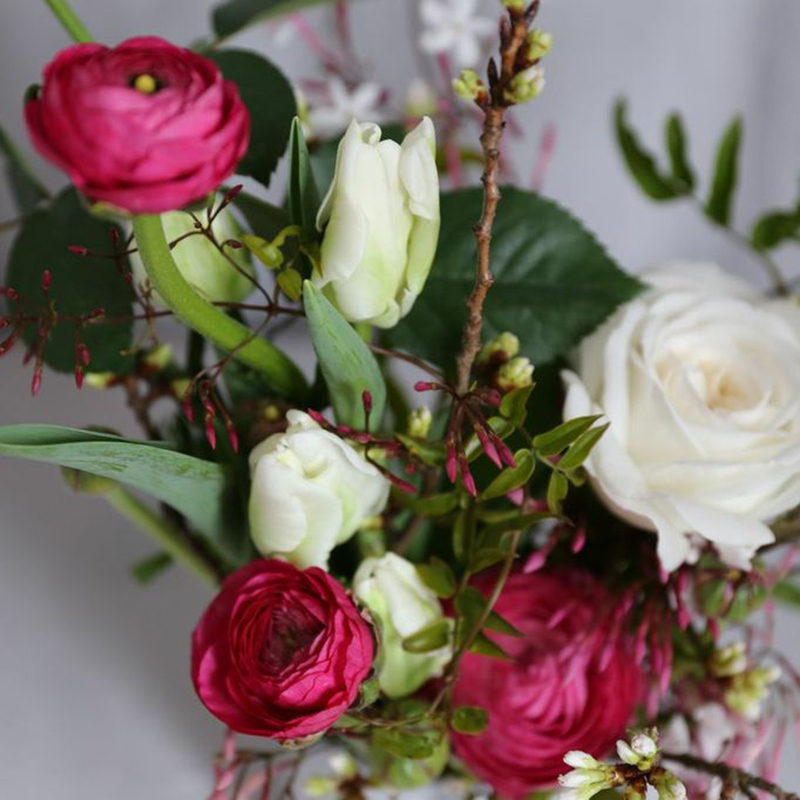 HILARY HORVATH FLOWERS- ASTIER DE VILLATTE- PORTLAND FLOWER DELIVERY