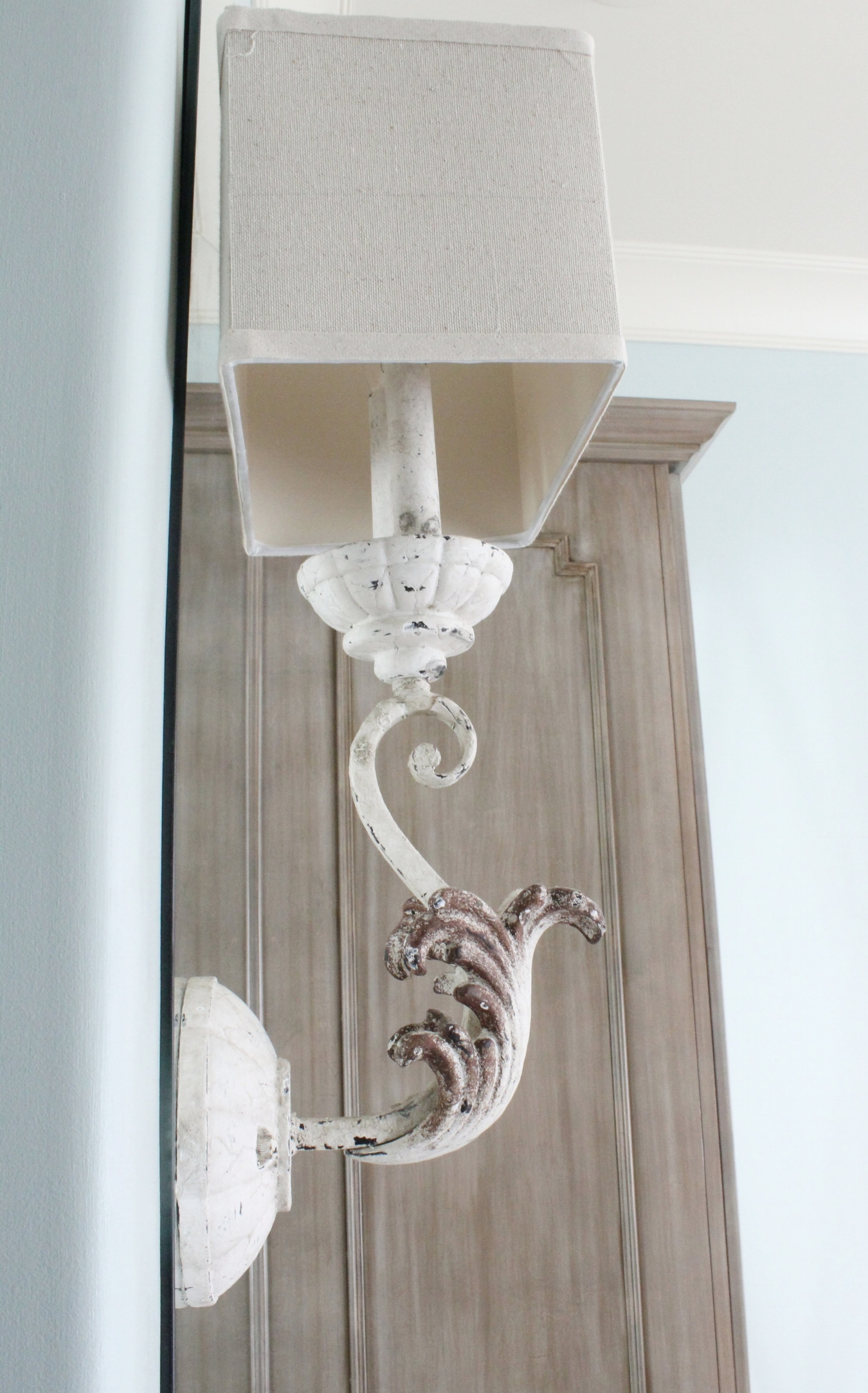 french country sconce