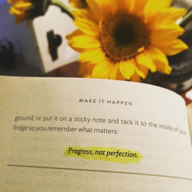 """Heck yeah or nah? ⠀⠀⠀⠀⠀⠀⠀⠀⠀ Here's what some others have said on this. I've been trying to figure this out... ⠀⠀⠀⠀⠀⠀⠀⠀⠀ Liz Gilbert, author of """"Eat, Pray, Love"""", says """"we've got this misconception that you're not allowed to either create or produce anything until you're already good at it."""" She says perfectionism stunts creativity. ⠀⠀⠀⠀⠀⠀⠀⠀⠀ Glennon Doyle, author of """"Momastary"""", says that continuing to share her writing kept her from considering perfectionism. """"I didn't have the luxury, or what turns out to be the terrible weight, or burden, of making sure everything was shiny and perfect."""" ⠀⠀⠀⠀⠀⠀⠀⠀⠀ Do you think Picasso or Michelangelo would have agreed? Maybe! But I dont know, maybe not. ⠀⠀⠀⠀⠀⠀⠀⠀⠀ What do you think? ⠀⠀⠀⠀⠀⠀⠀⠀⠀"""