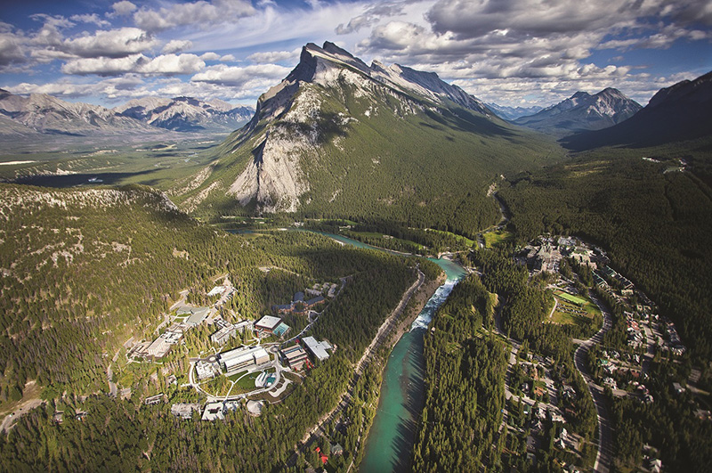 Banff Centre for the Arts - Artist-in-ResidenceJune 10 - July 7, 2019