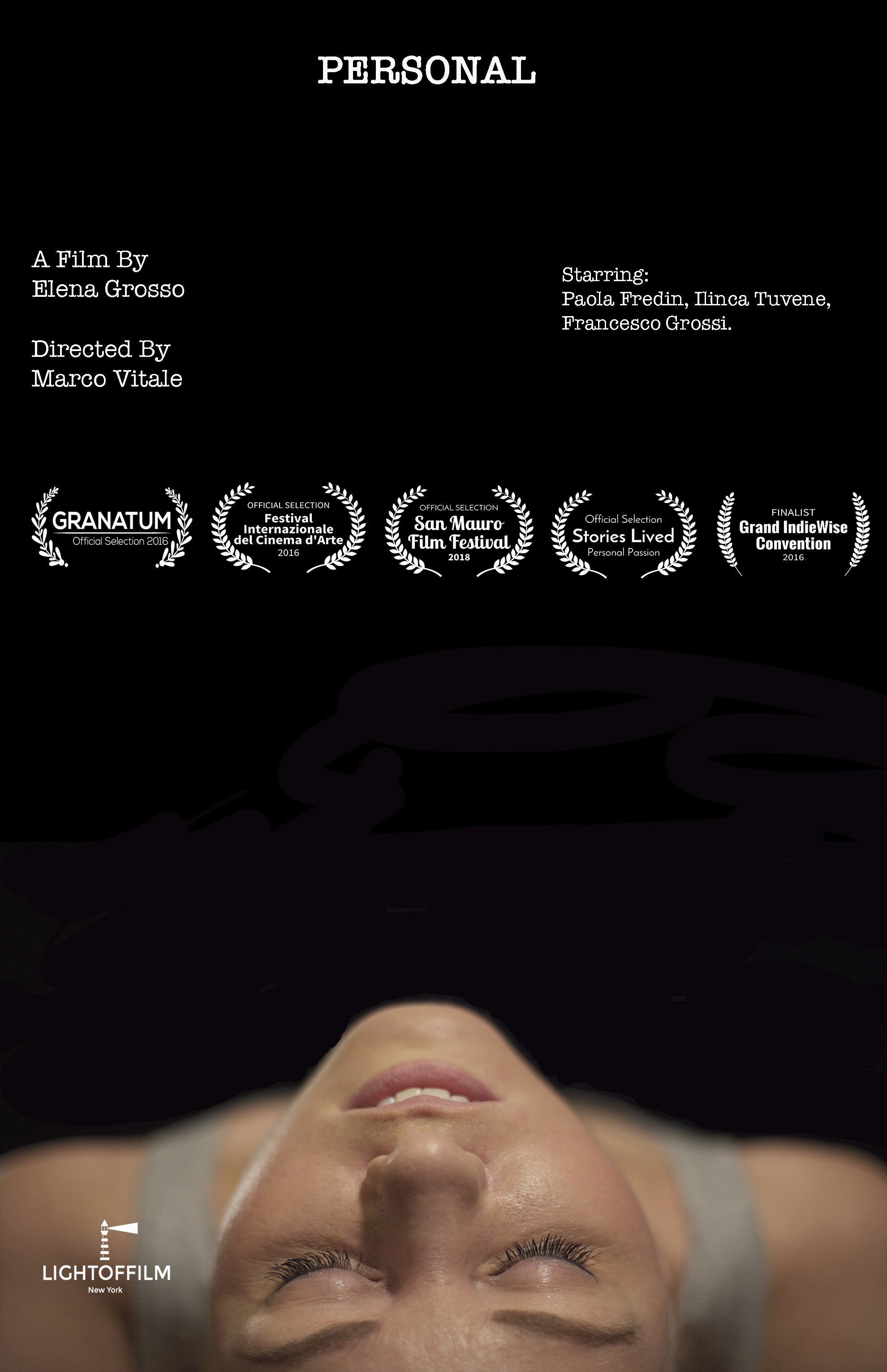 PERSONAL - Three actors, coming from different parts of the world, arrive in New York to pursue their dreams.