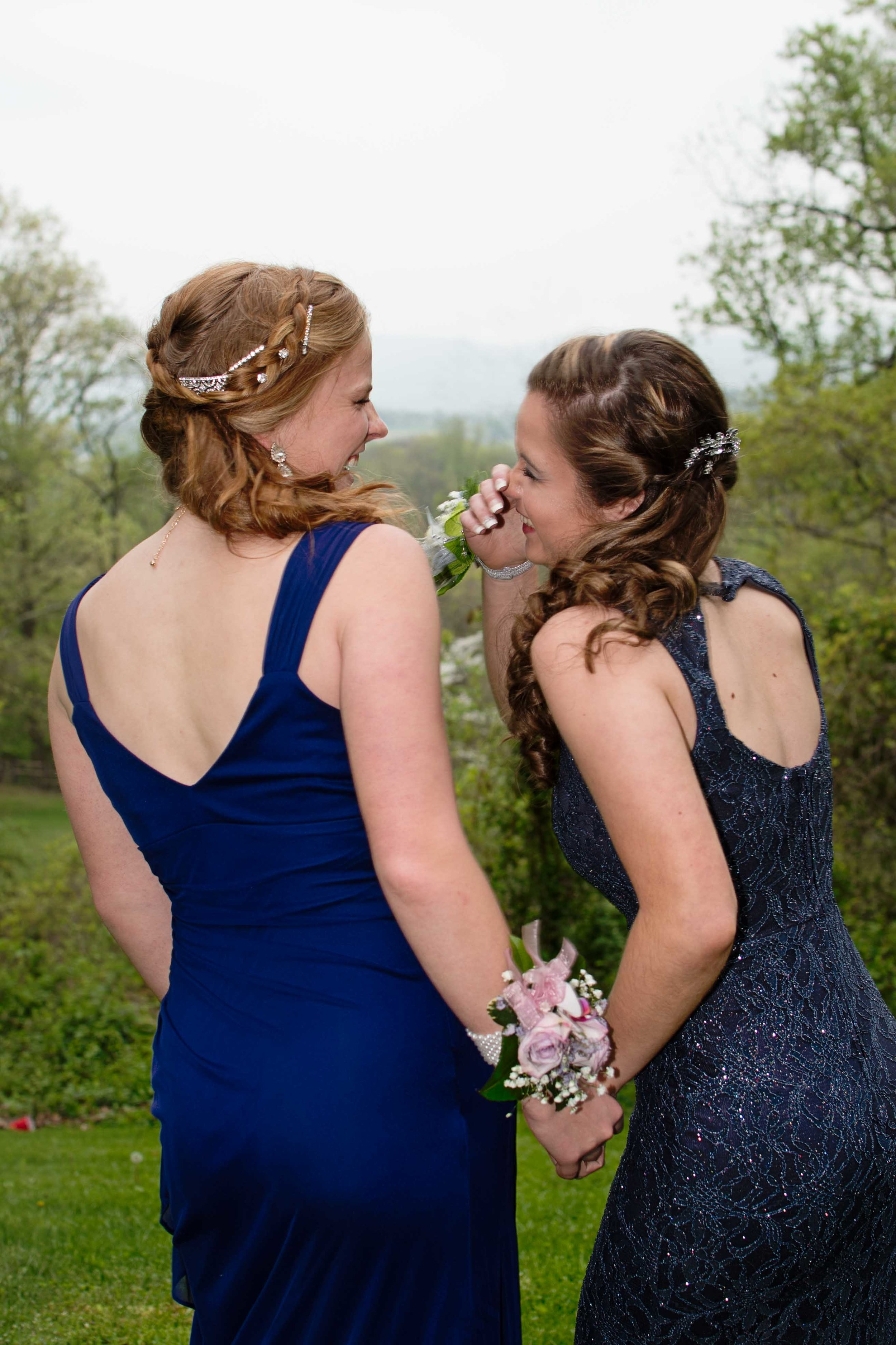 Prom Hair, Middletown Md Photographer Depiction Portraits by Diana