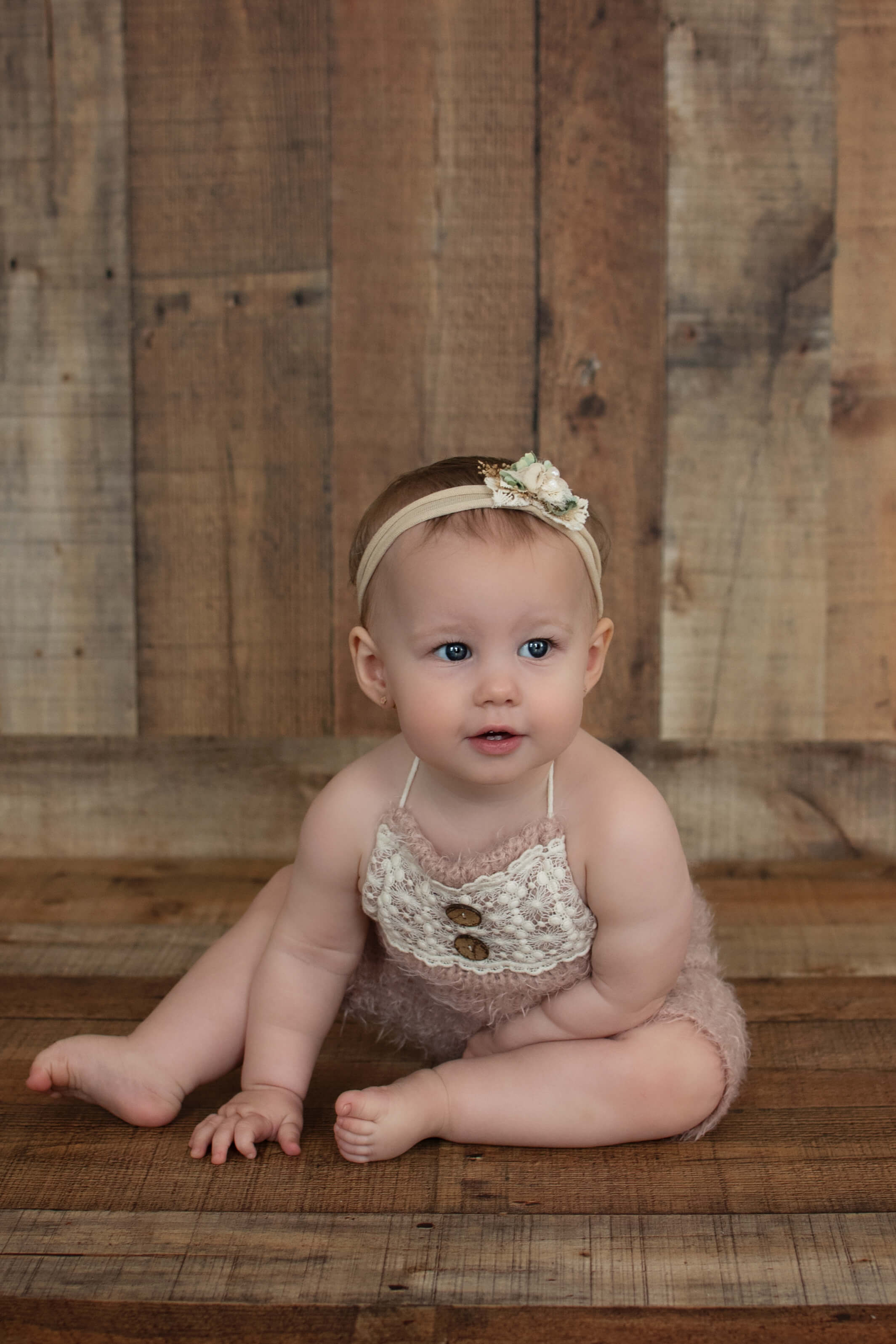 one year portraits-smithsburg, Maryland