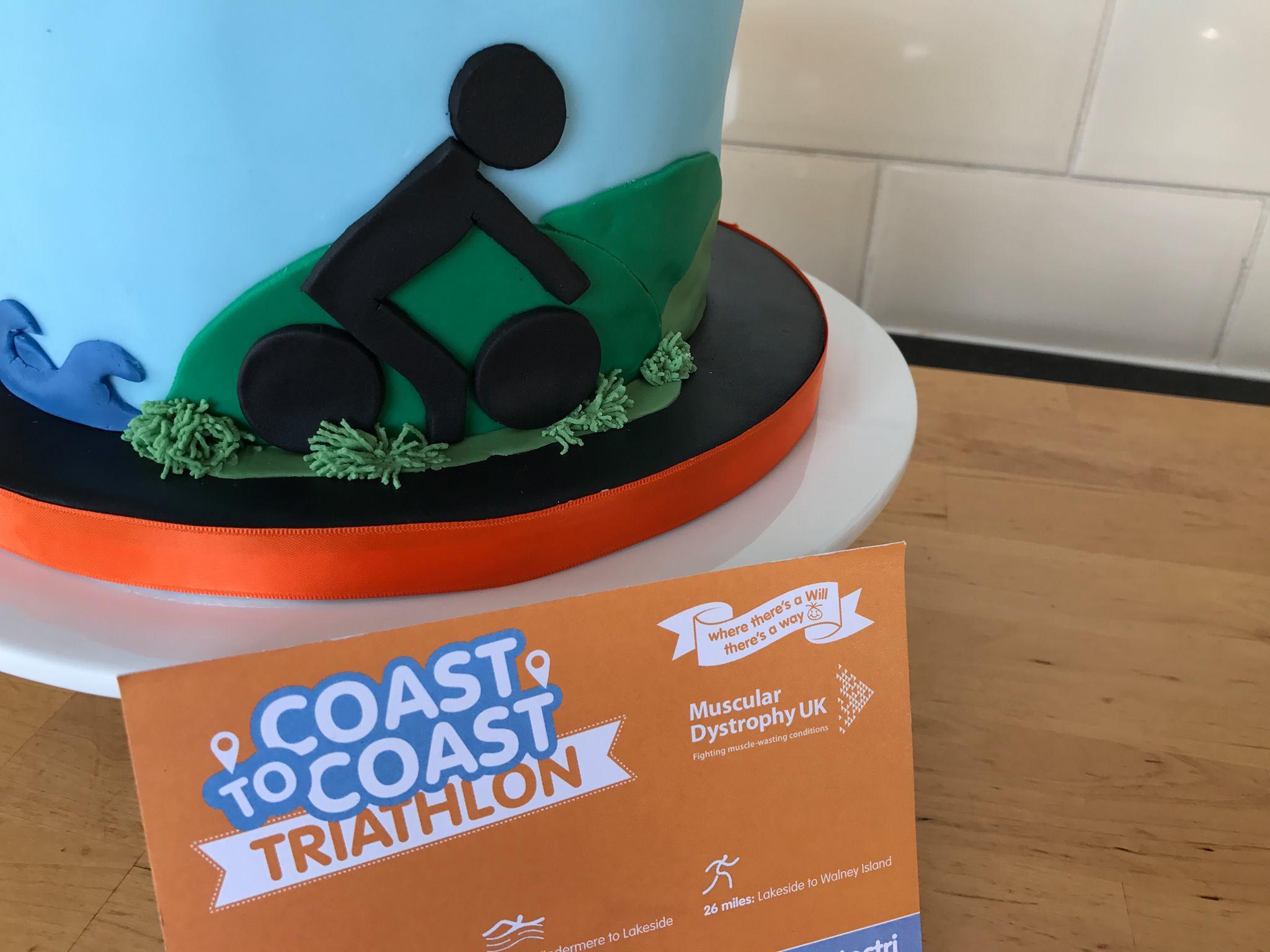 Coast to Coast Triathlon.