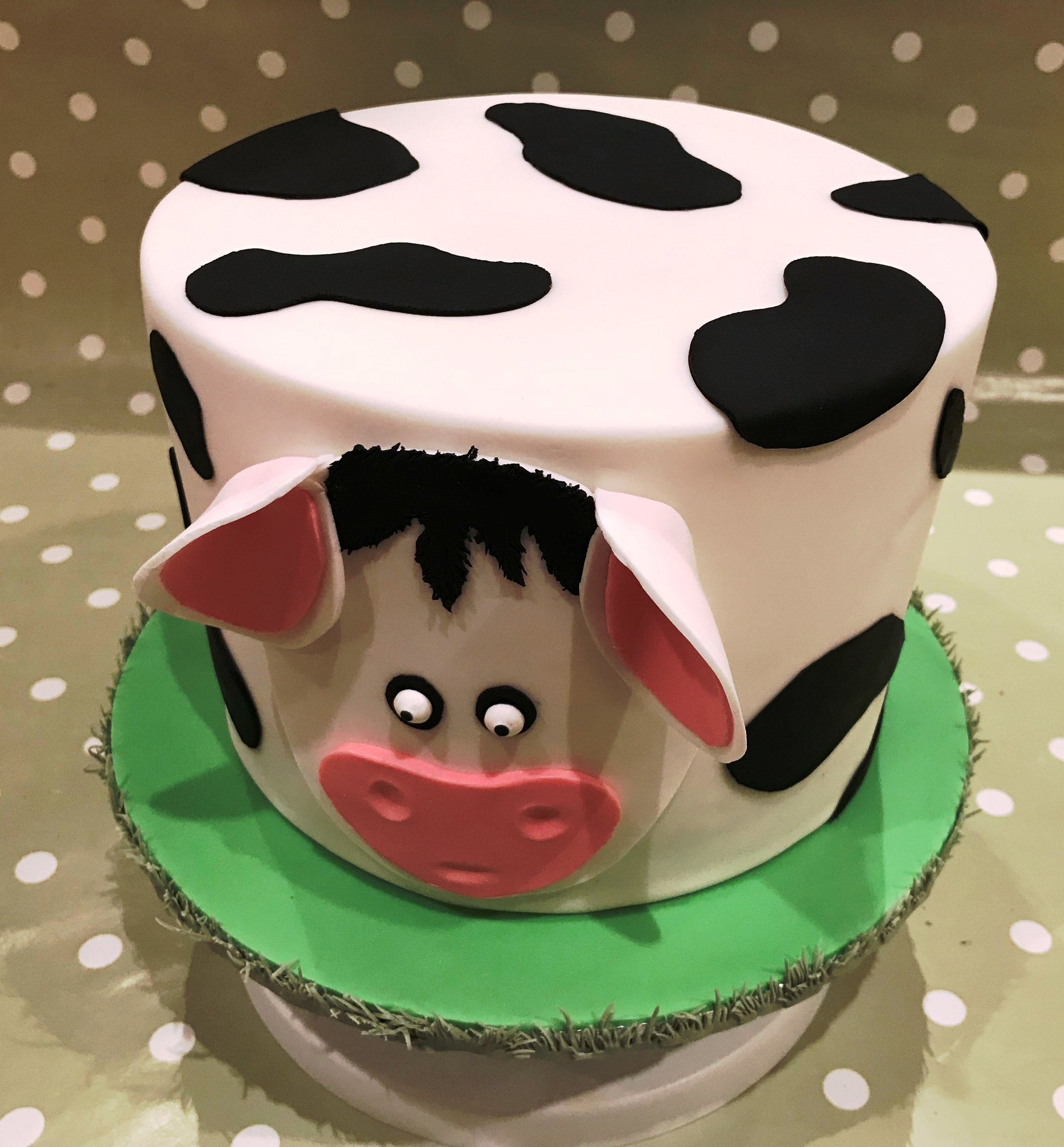 30th Birthday cake for farmer Ed!! From Herefordshire.