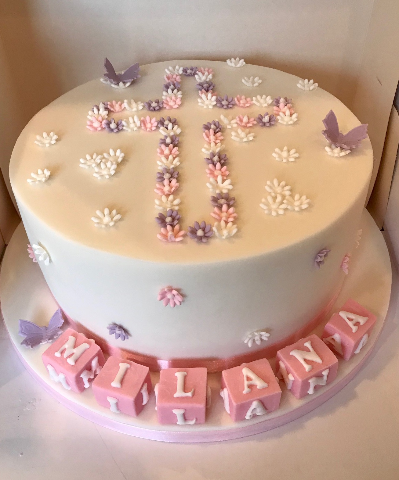 Christening Cake, Clearwell