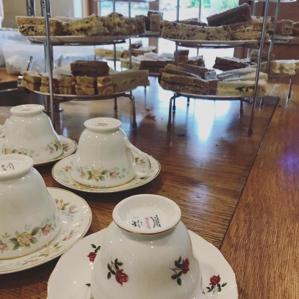 Vintage-china-afternoon-tea
