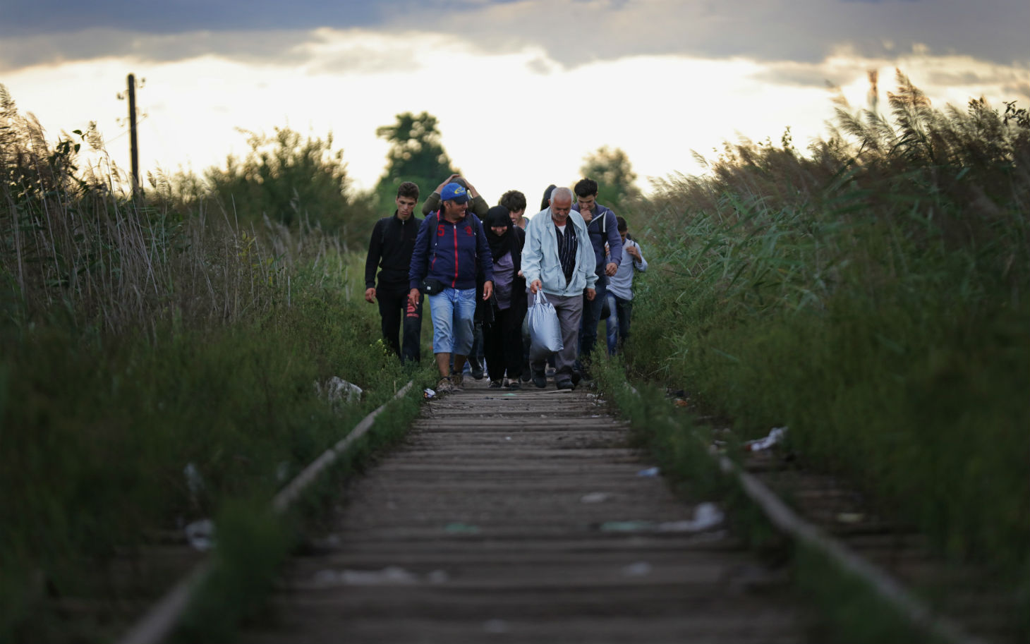 Refugee crisis may force EU to rethink, update open-borders policy