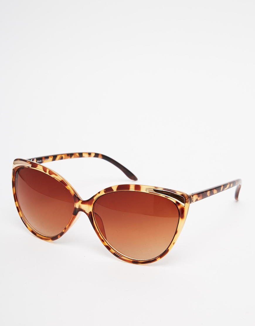 River Island Tart Cat Eye Sunglasses $17.50
