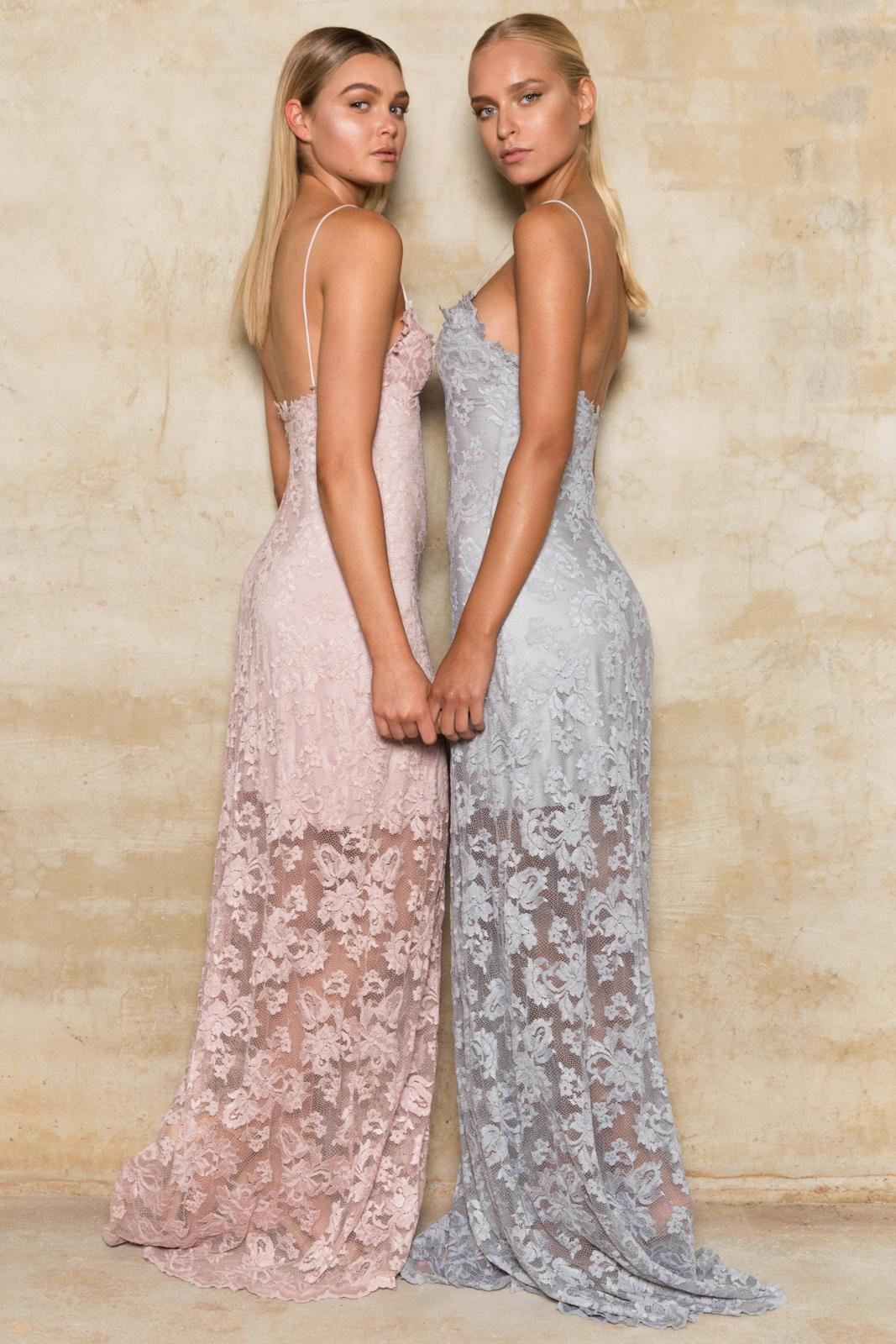 Grace Loves Lace Olsen Long $545.15