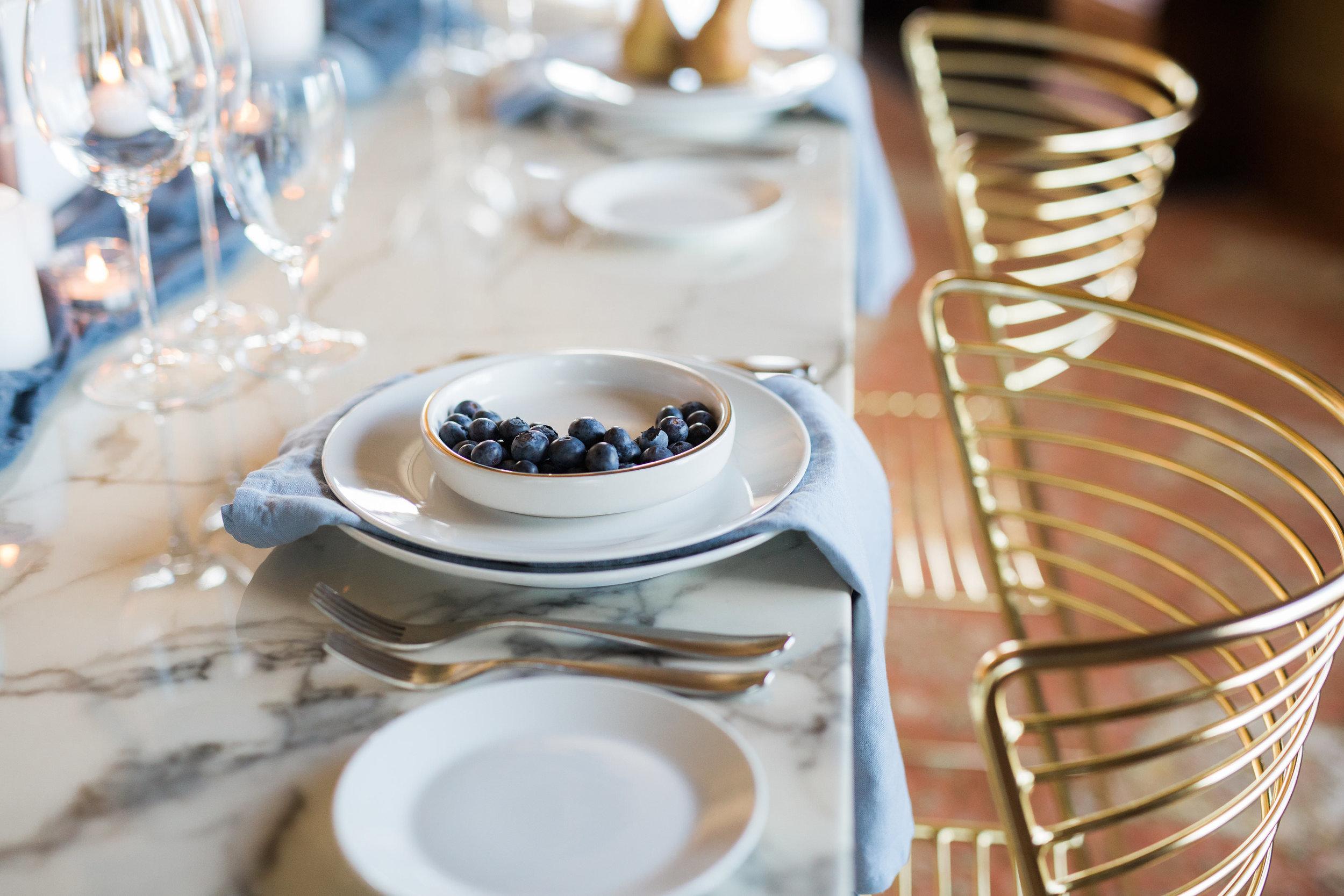 Something Blue Dancing & Dessert