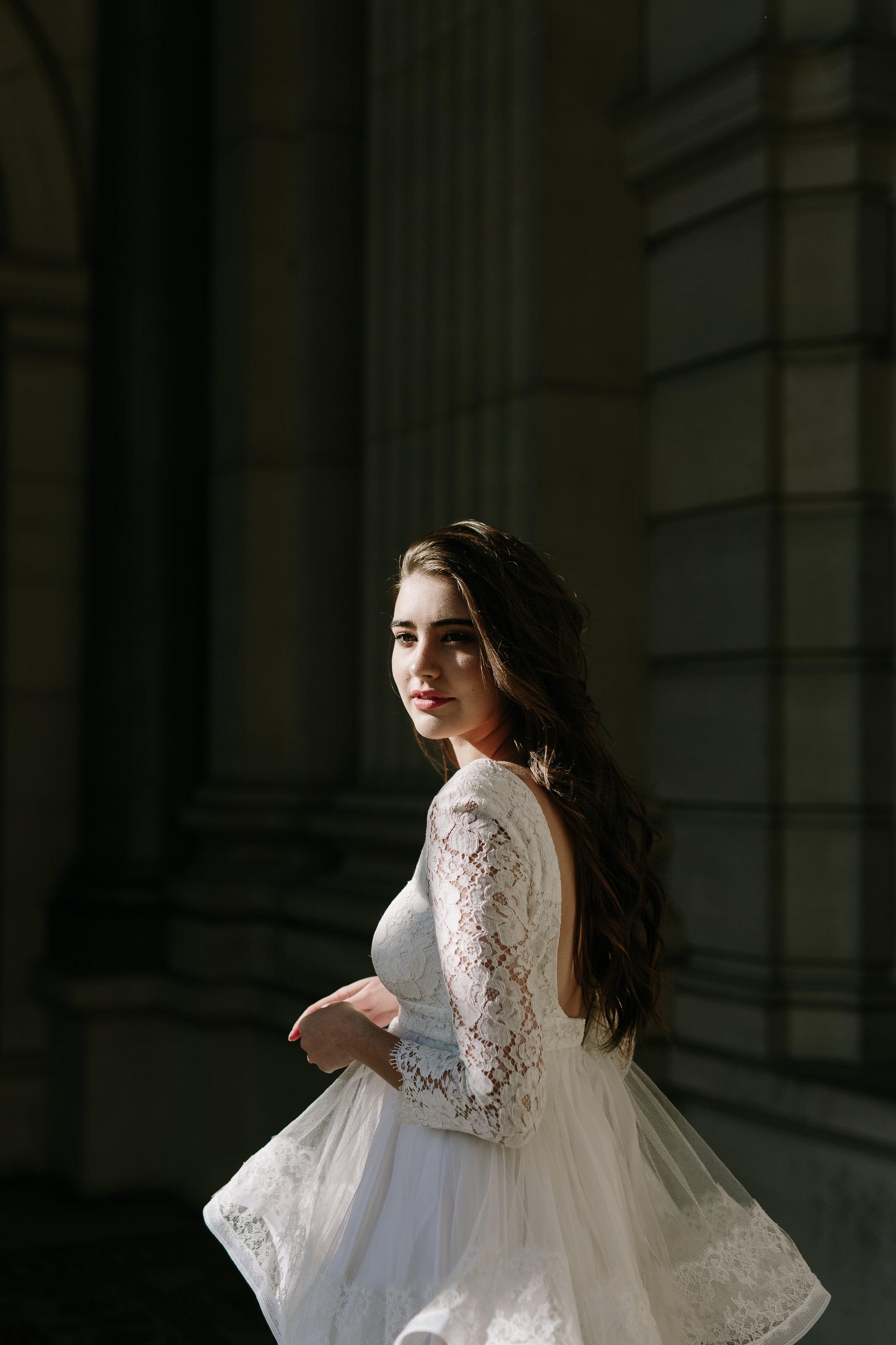 Italia Wedding Editorial Photoshoot Bride