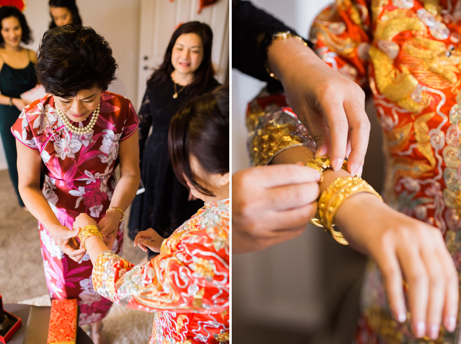 Dancing & Dessert Melbourne Chinese wedding planner and designer