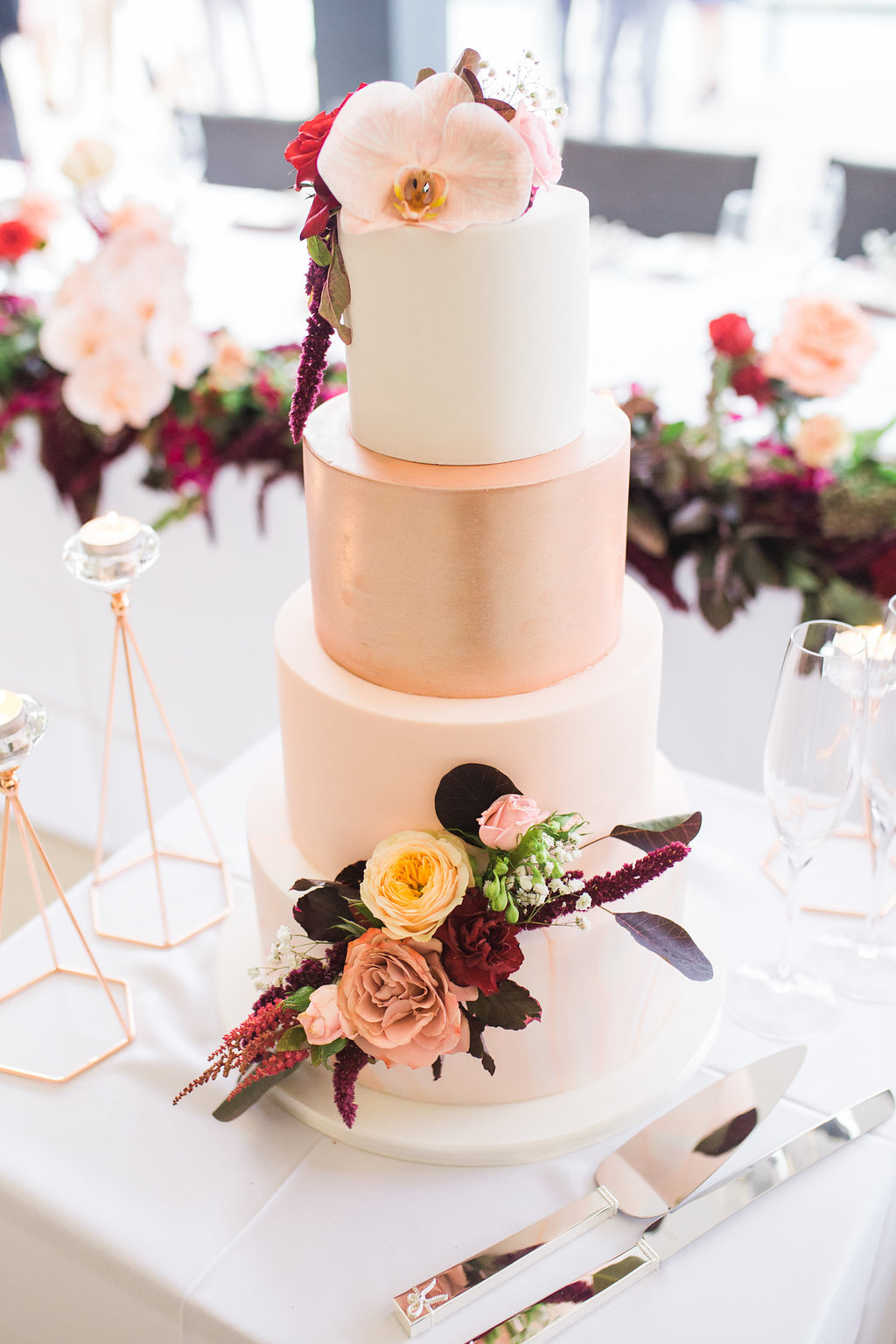 Romantic Melbourne Wedding Dancing & Dessert