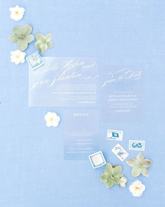 Wedding stationary trends