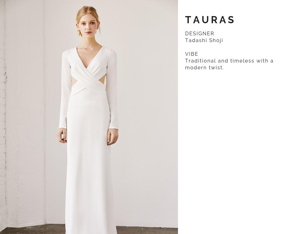 Tuarus Wedding Dress