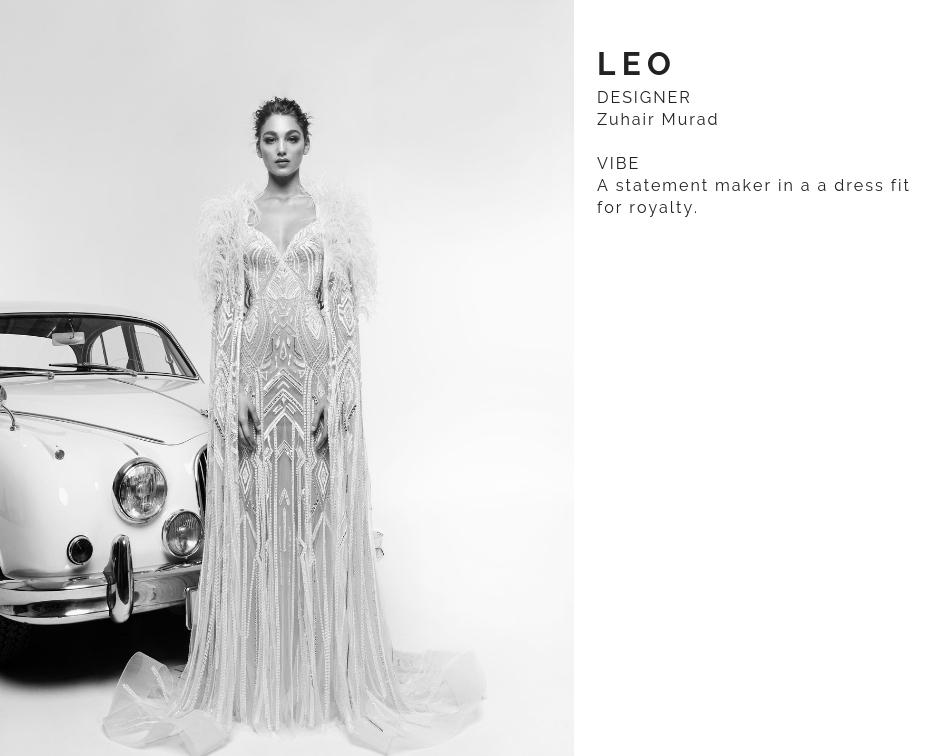 Leo Wedding dress