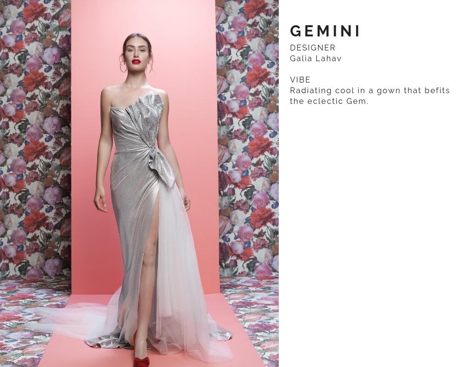 Gemini Wedding dress