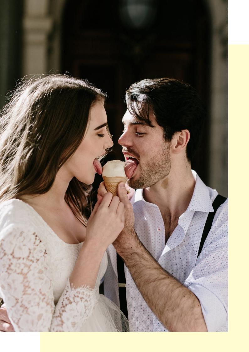 Dancing & dessert Melbourne Based Wedding planner