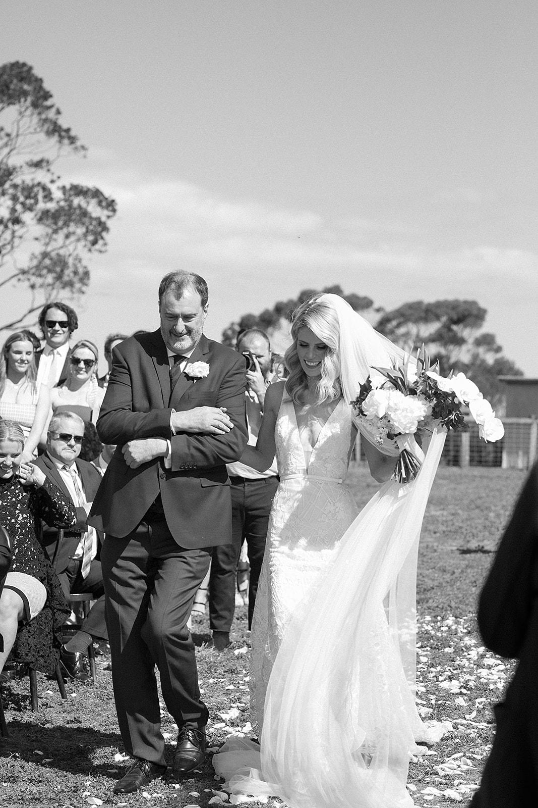 Dancing & Dessert - Melbourne Bride veil