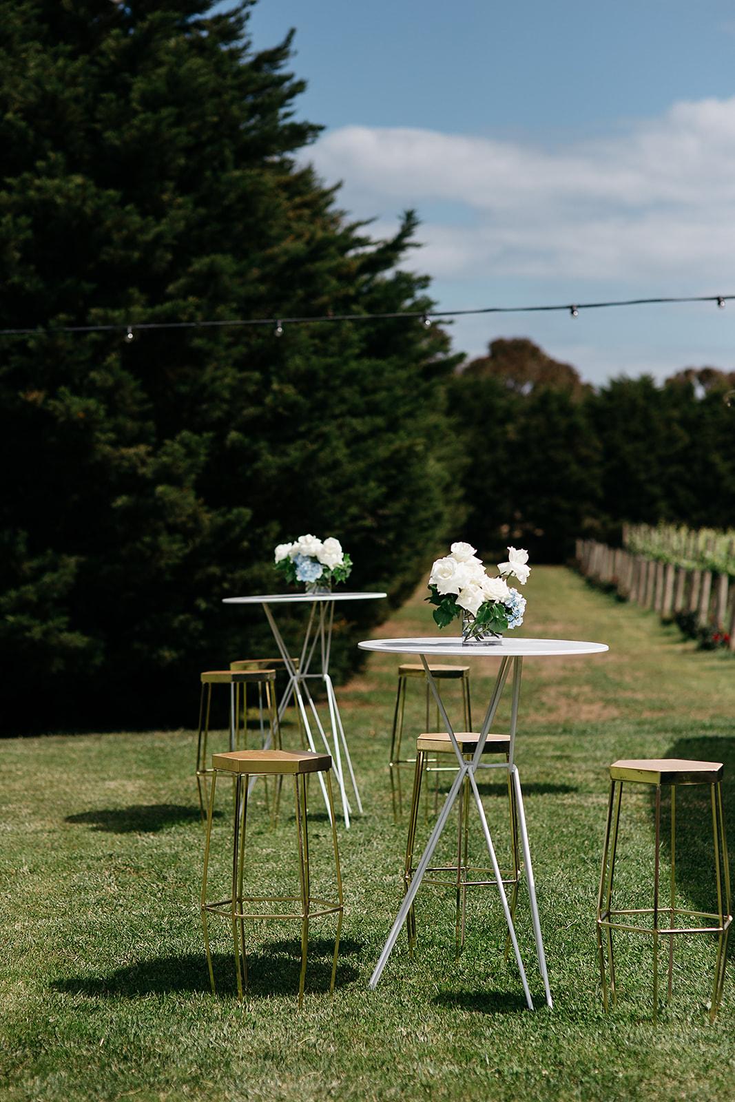 Dancing & Dessert - Cocktail lounge BAIE Winery Geelong