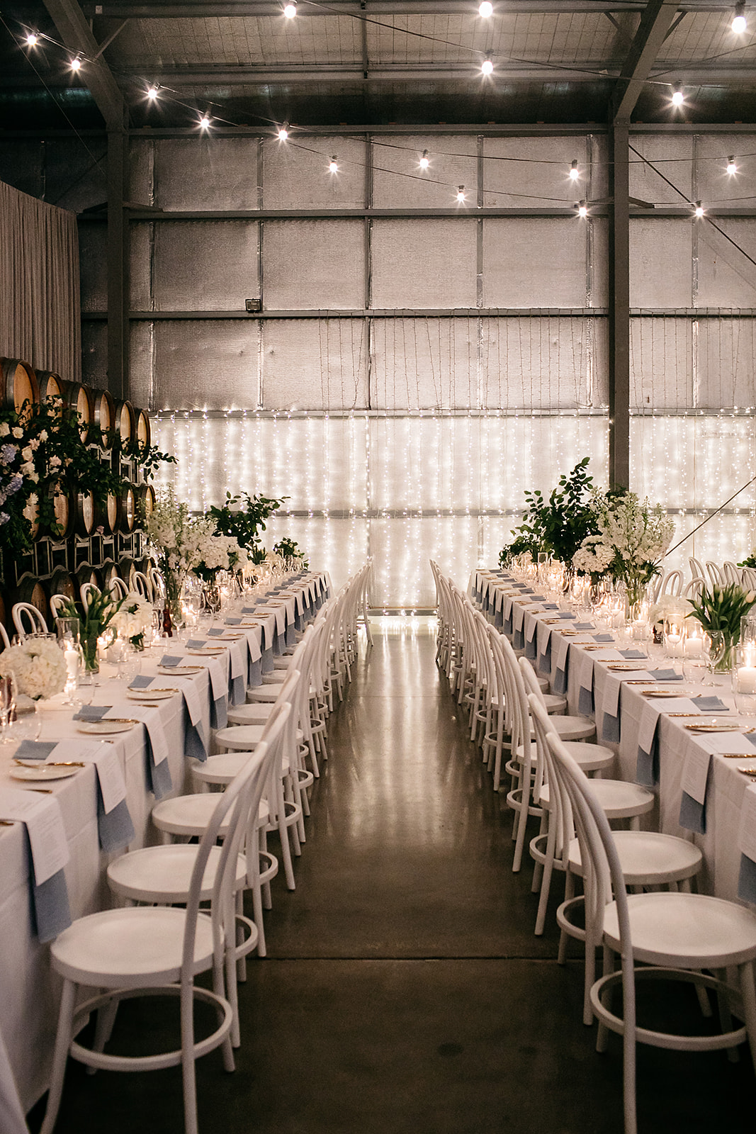 Dancing & Dessert - Melbourne wedding designer
