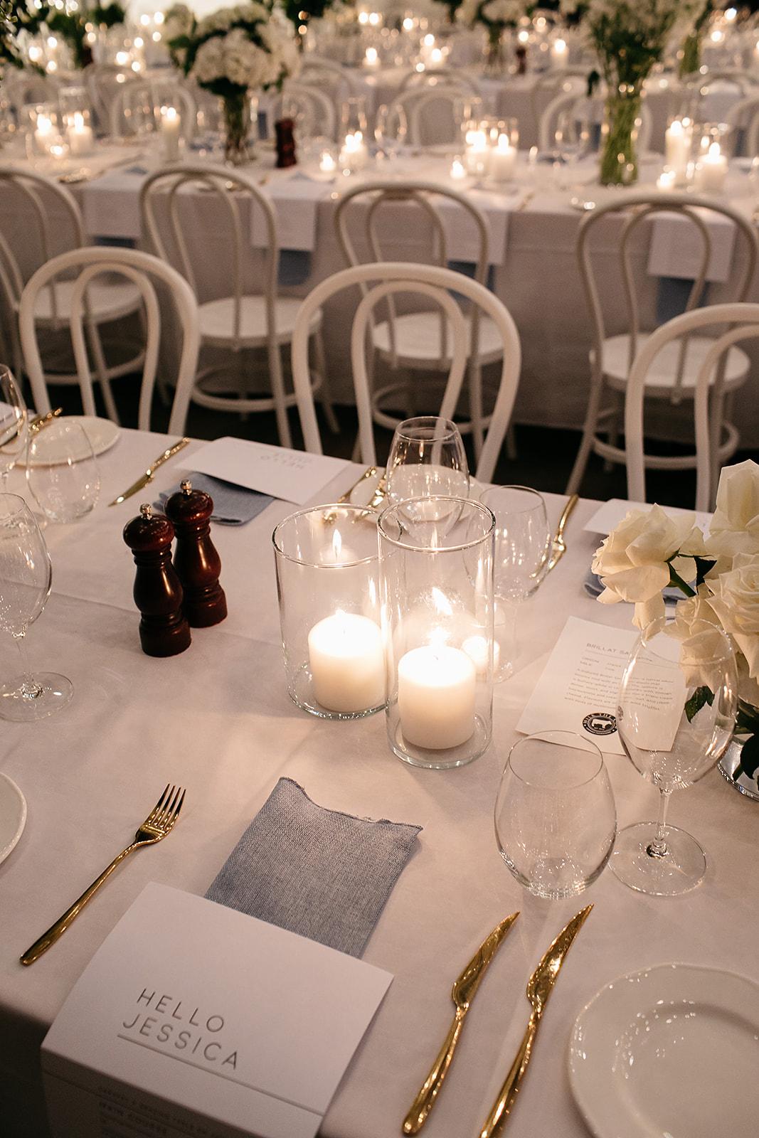 Dancing & Dessert - Victoria Winery reception