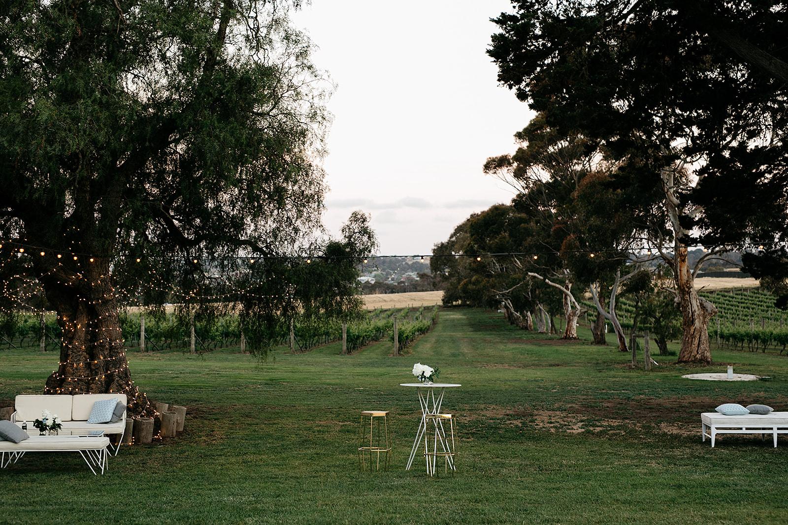 Dancing & Dessert - Melbourne based wedding planner and designer