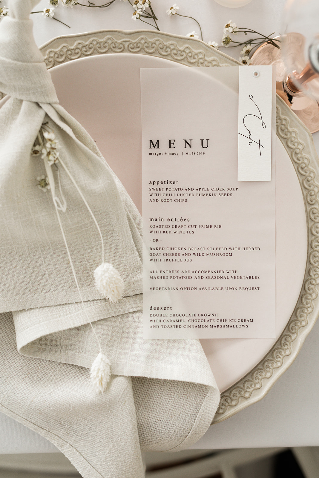 Dancing & Dessert Wedding Planner and Designer
