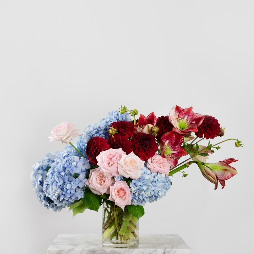 a rose by any other name - Don't forget the florals! Love this bouquet from Flowers Vassette.