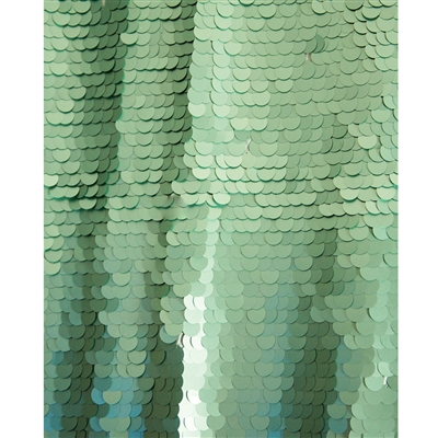 "0.5"" Super Sequin - Green"