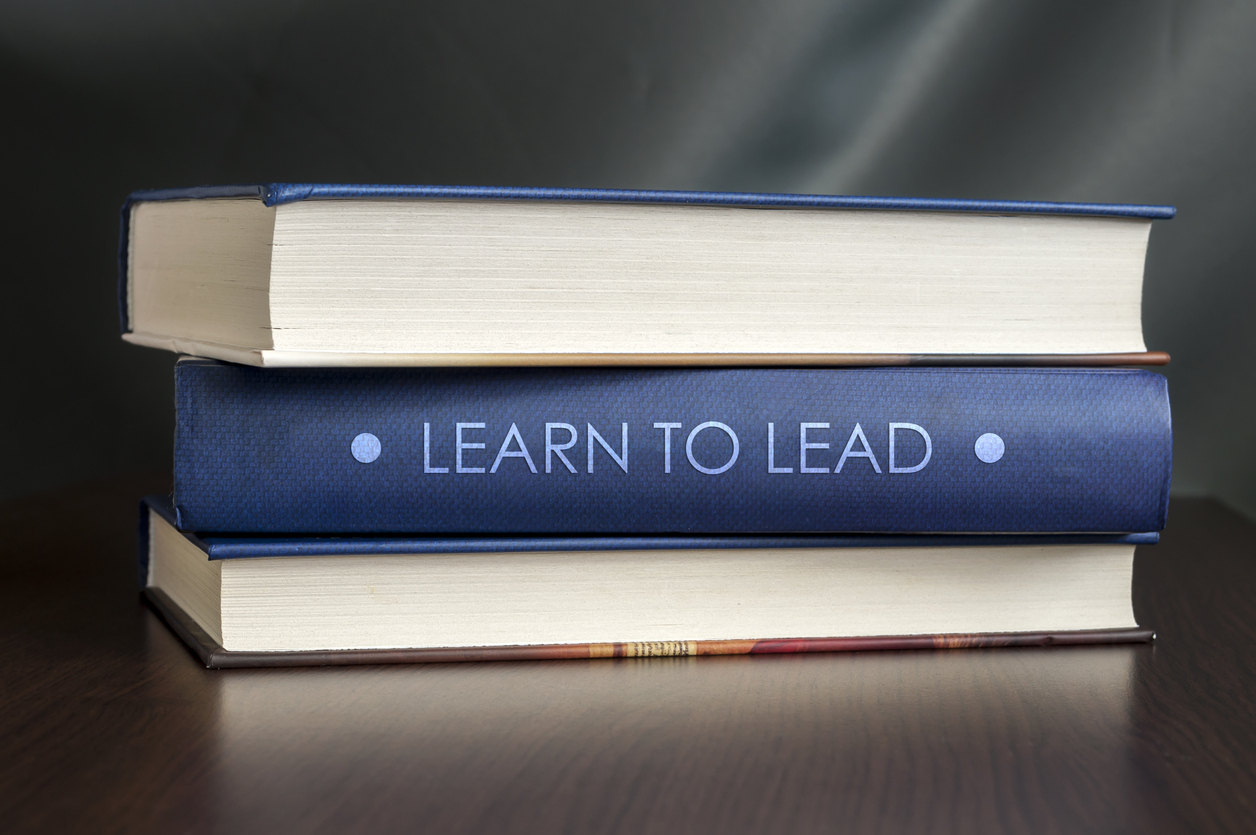 Learn to Lead (books image)