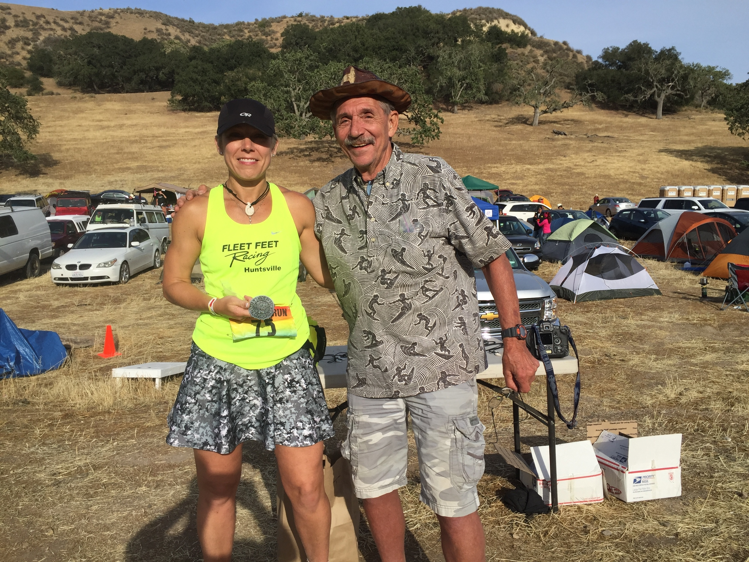 Each year, I try to find a 100-mile race that takes me to a new place and offers up a challenge. In 2015, it was the Born to Run 100 in California.