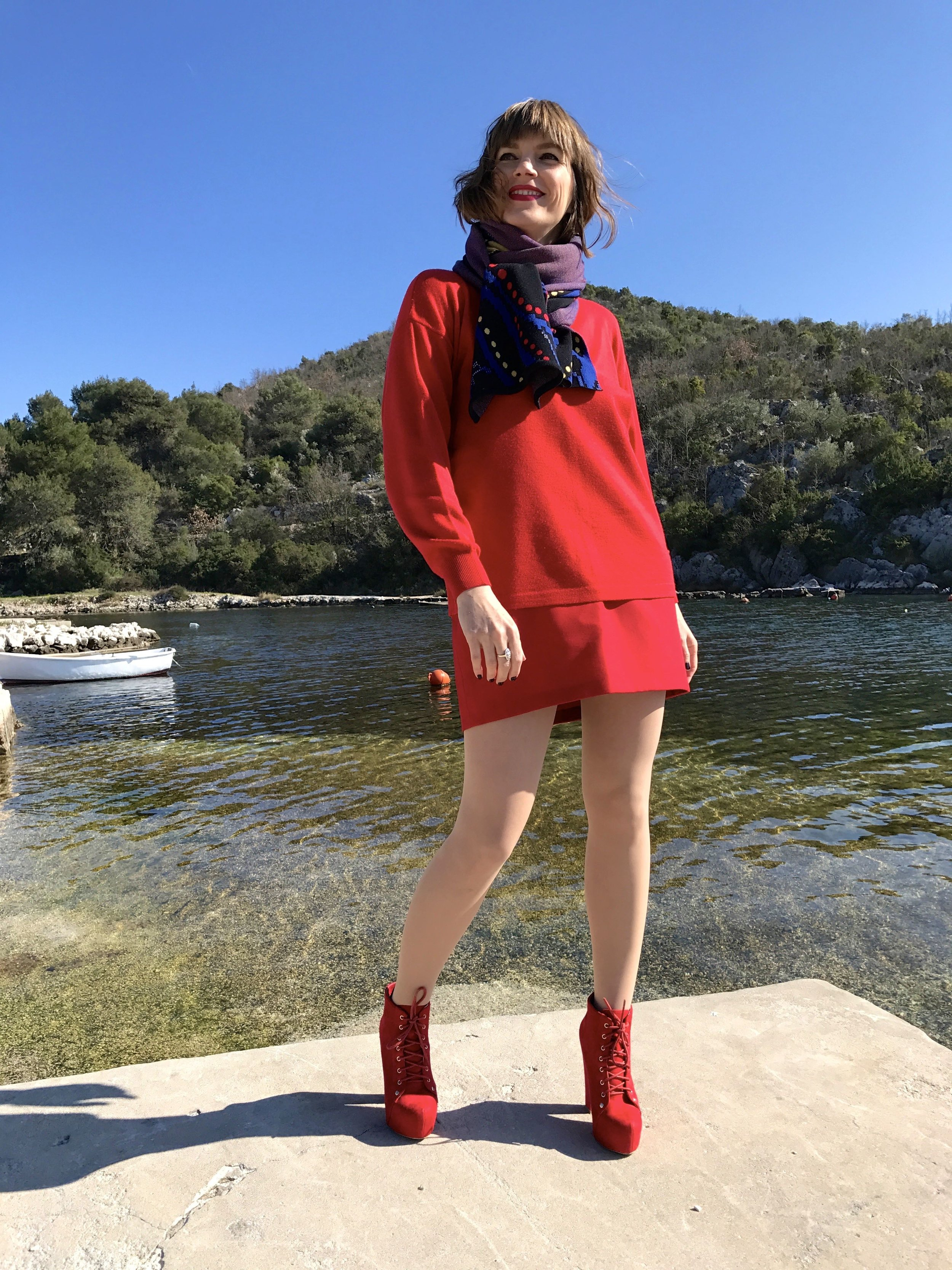 """""""My business is now in Portugal, north of the country where the majority of knitwear factories are!"""""""