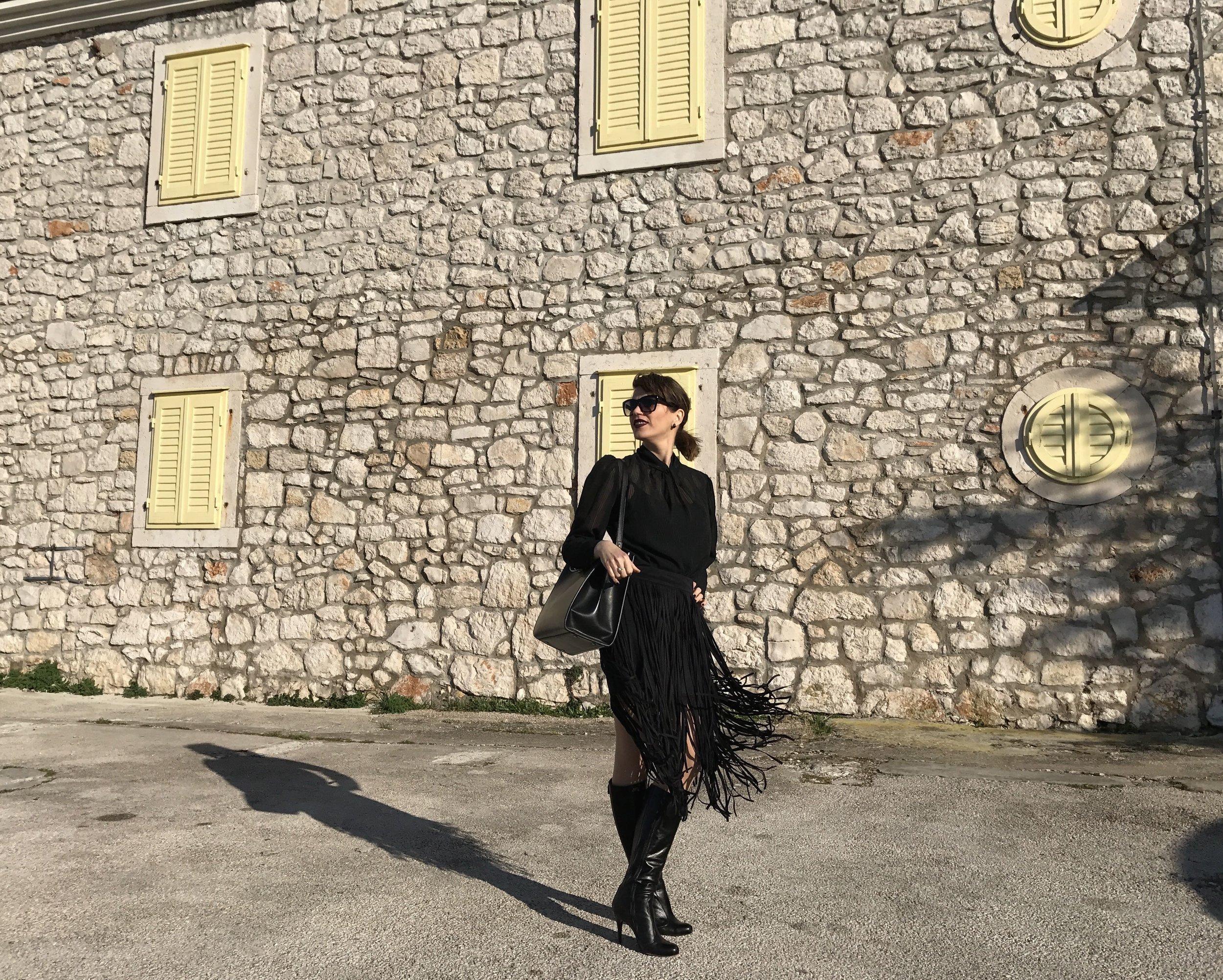 Black in Colour