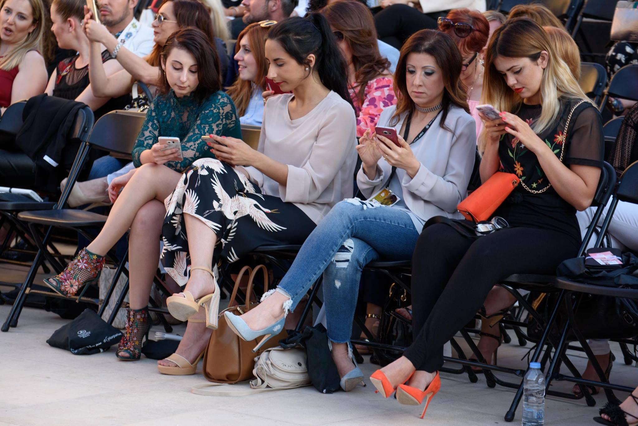Malta bloggers at work
