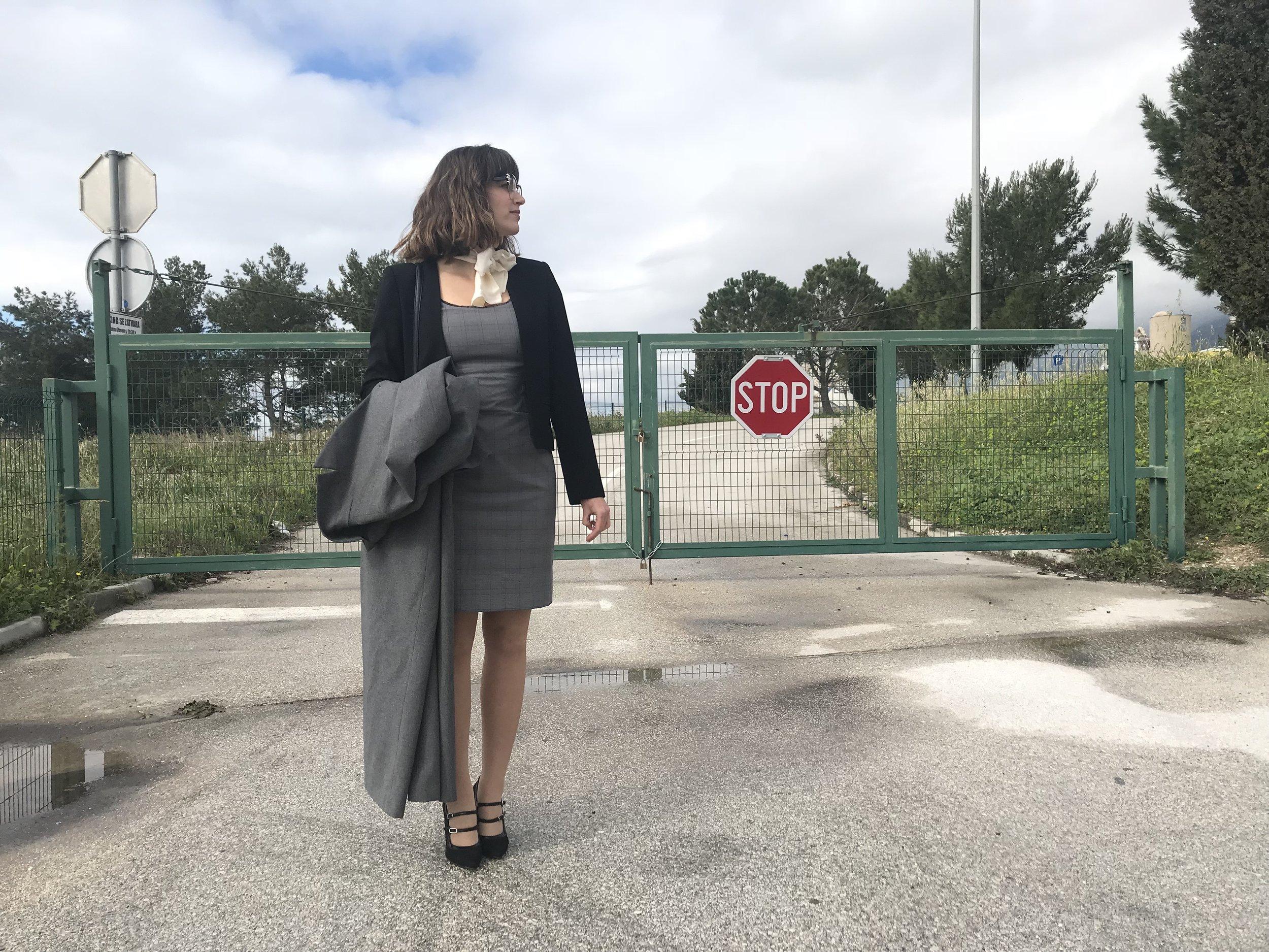 Business professional dress code