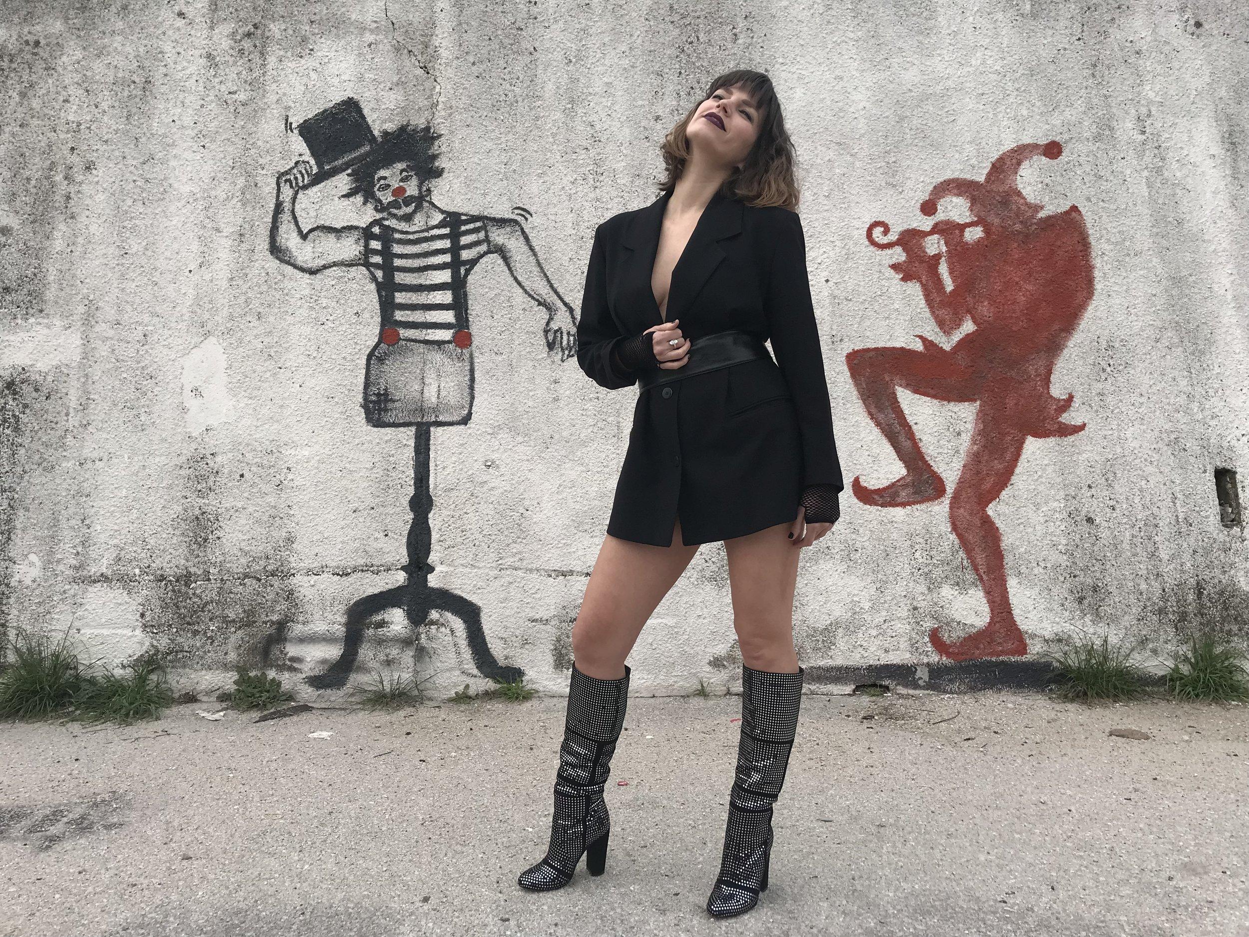 Yves Saint Laurent Inspired
